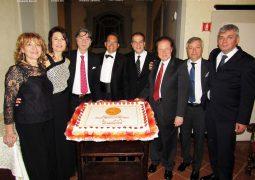 20° anniversario della S.I.Tri. a Firenze