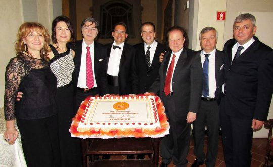 20th Anniversary of the Italian Society for Hair Science