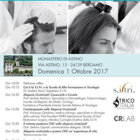 Corso di Tricologia sulle Alopecie Cicatriziali – Bergamo