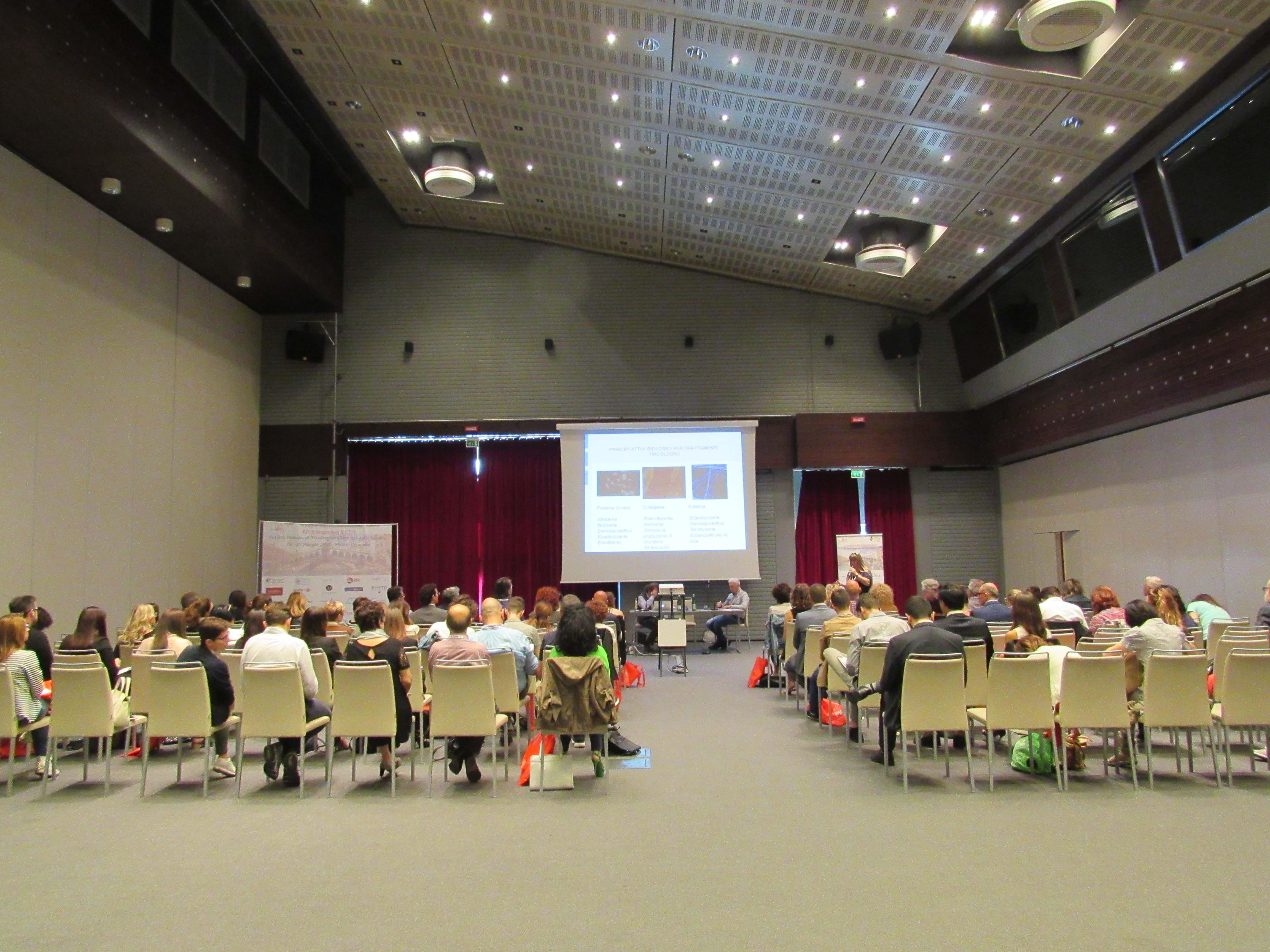 Secondo Congresso TricoItalia, Tenutosi a Mestre (Venezia), il 29 Maggio 2017.