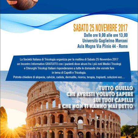 Giornata della Tricologia – Roma