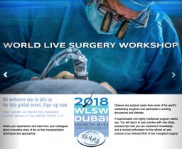 Live Workshop Chirurgia della Calvizie Dubai 8-10 Marzo 2018