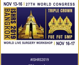 27th World Congress of the International Society of Hair Restoration Surgery