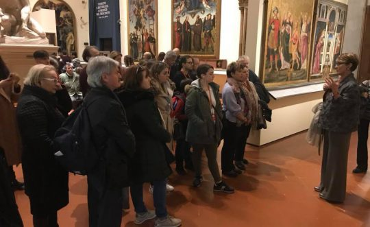 Sant'Agnese January 2018 – Florence