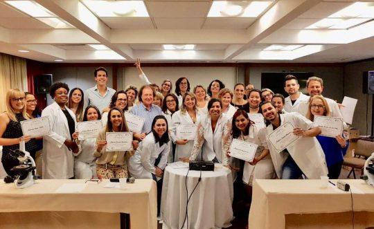Rio De Janeiro – Course of Polarized Light Microscopy