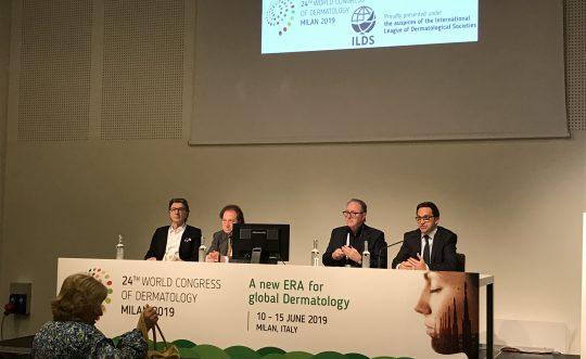 Sessione S.I.Tri. durante il 24° Congresso Mondiale di Dermatologia WCD 2019